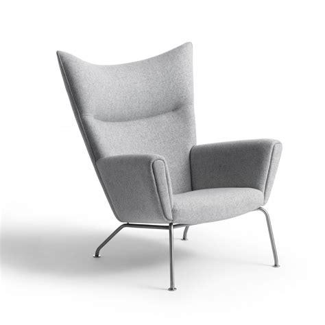 Hans Wegner Wing Chair by Ch445 Wing Chair Hans Wegner Designers More