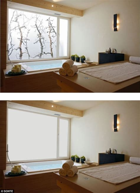 Blinds That Let Light In New Wi Fi Enabled Windows Change Transparency At The Click