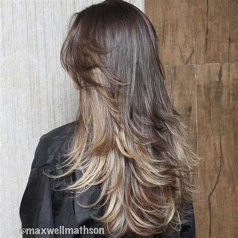 what is that layered hairstyle that looks like unupsided traingle in the back 31 beautiful long layered haircuts stayglam
