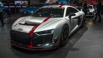 audi sport s new gt4 race car was of its ny