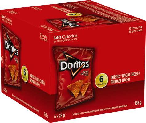Tortila Doritos 6 count doritos 174 nacho cheese tortilla chips doritos ca