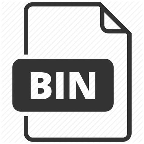 format file bin archieve bin compressed file format icon icon search