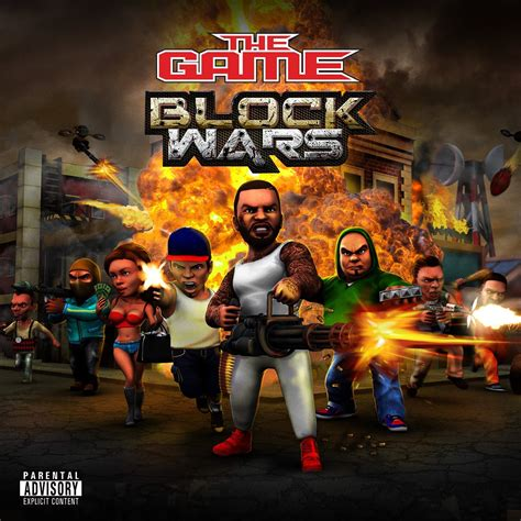 Blockers Soundtrack The Block Wars Soundtrack Brand New Hip Hop Brand New Hip Hop