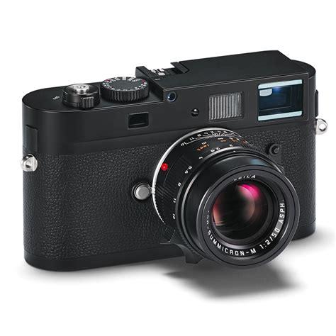 rangefinder digital leica m monochrom digital rangefinder 10760