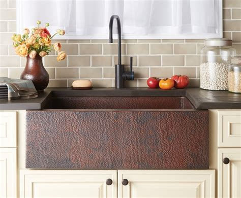 Country Sink Kitchen Apron Sinks In The Kitchen Trails
