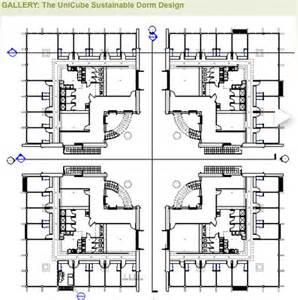 dormitory floorplans