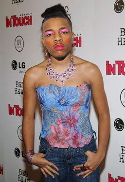 exclusive lil mama is bow wow s lil transvistite brother