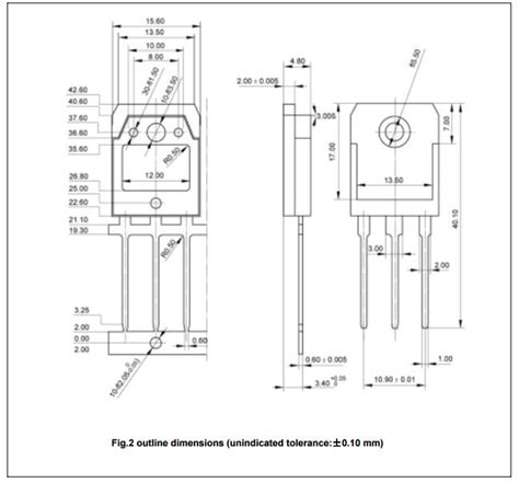 high voltage npn transistor with diode silicon high voltage general purpose npn transistor built in der diode 2sd1290
