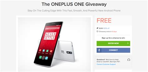 Free Smartphones Giveaway 2015 - giveaway enter for your chance to win a free oneplus one smartphone droid life