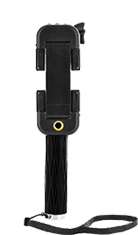 Mini Selfie Stick (Black)   Bigben EN   Bigben   Audio