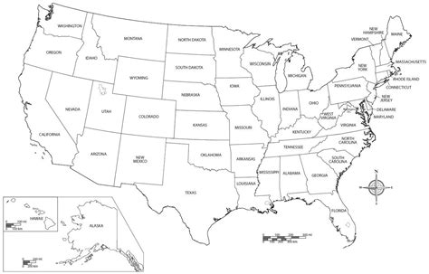 coloring book page of united states united states map worksheet worksheets tutsstar