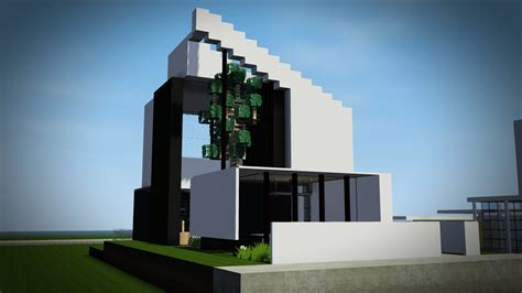 best house designs in minecraft minecraft modern house best small modern house 2016