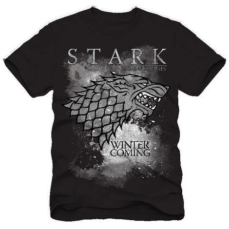 Tshirt Winter Is Coming I of thrones t shirts winter is coming shirt house