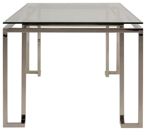 Tessa Dining Table Tessa Dining Table Contemporary Dining Tables By Inmod