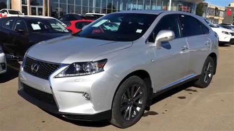 lexus rx 350 atomic new silver on black 2015 lexus rx 350 awd f sport