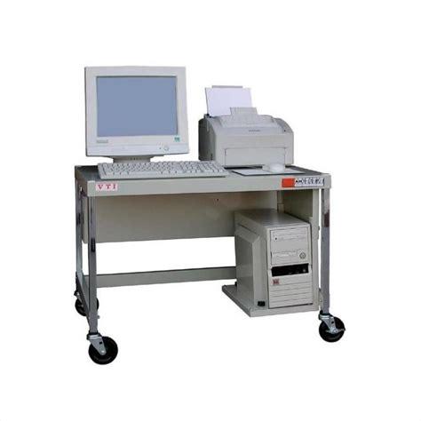 27 Inch Mobile Computer Workstation Mcw20e Mobile Computer Workstation Desk