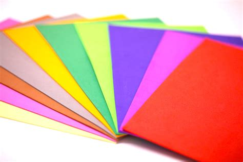 materials for card 10 x a4 funky foam sheets craft material card
