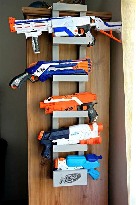 Nerf Bedroom Ideas by 25 Best Ideas About Nerf Storage On Nerf Gun