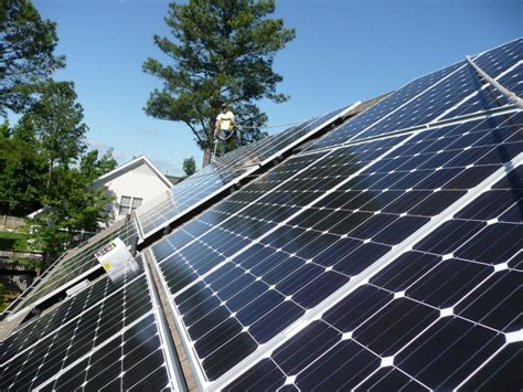 solar panels install raleigh solar panel installation 187 sun dollar energy