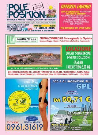 mansioni ufficio commerciale giornale 619 web by poleposition catanzaro issuu