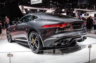 2016 jaguar f type r awd rear three quarter