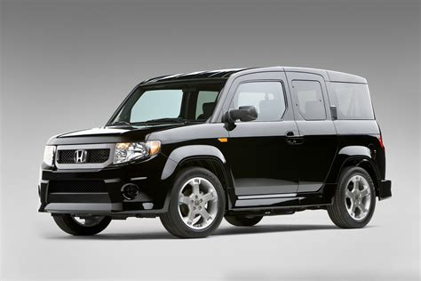 2015 Honda Element ? pictures, information and specs