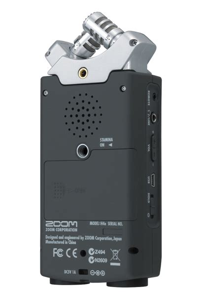 Zoom H4nsp Recorder zoom h4nsp handy recorder solution package