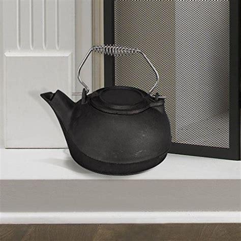 Fireplace Kettle Humidifier by Fireplace Kettle Humidifier Cast Iron Pot Steamer 3 Quart