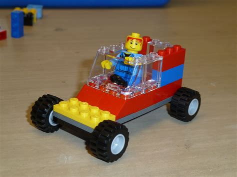 Lego Car create a lego car get the votes become a