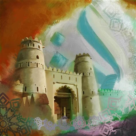 Posters For Home Decor fort fahidi painting by corporate art task force