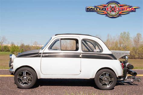 Fiat Own Bangshift 1957 Fiat
