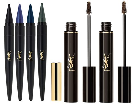 Eyeliner Ysl ysl makeup collection for autumn 2015 makeup4all