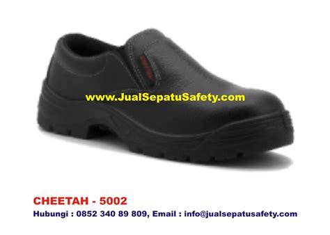 Sepatu Safety Sport distributor utama terbaik sepatu cheetah 5002 kalimantan