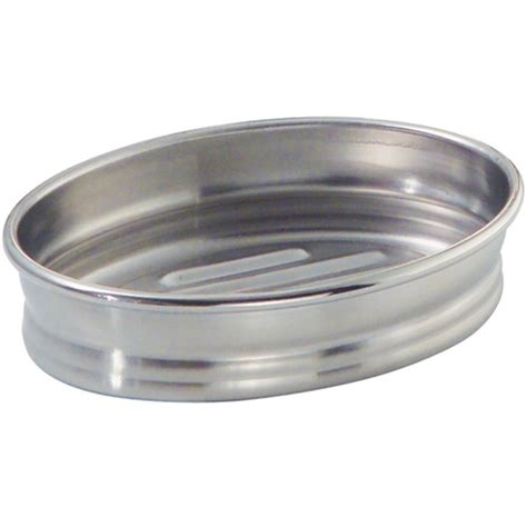 Stainless Steel Soap Dish cameo metal soap dish stainless steel in soap dishes