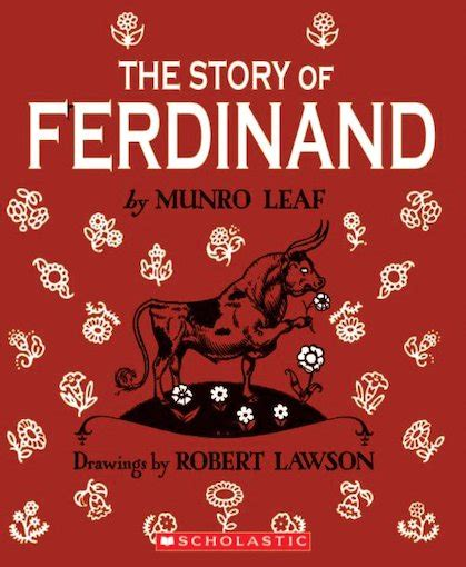the of ferdinand books the story of ferdinand scholastic club