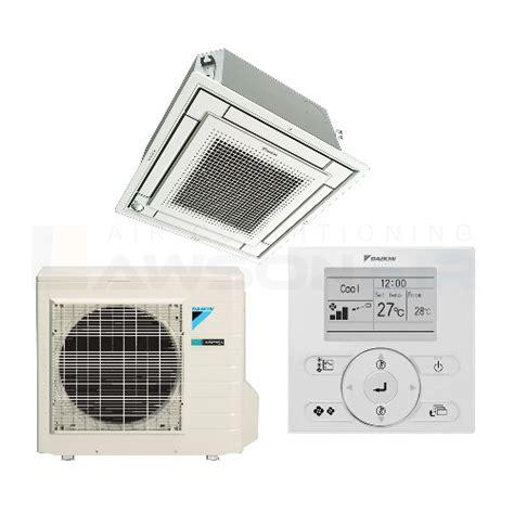 daikin cassette unit daikin ffq25c2 2 5kw compact cassette air conditioner