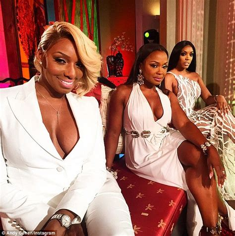 girl calm down claudia jordan comes for phaedra parks nene nene leakes refuses to return to real housewives of