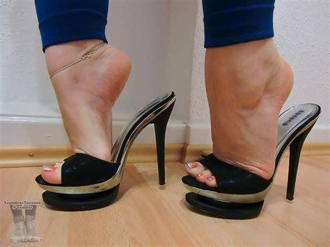 High Heels Original Catenzo 192 mules 192 shoe pretty high heel footwear and
