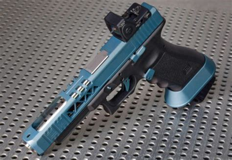colored handguns new limited edition glock colors glockstore community