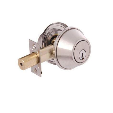 Buy BRAVA DEADBOLT DOUBLE CYLINDER Online ? The Lock Shop