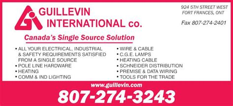 Plumbing Solutions Levin by Guillevin International Co Fort Frances On 924 Fifth