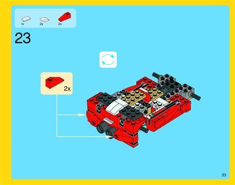 Lego Heroes 31024 lego roaring power 31024 creator