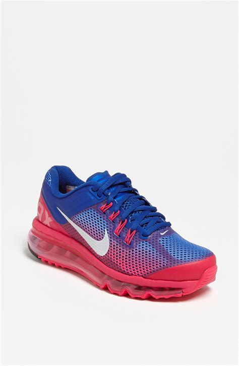 nike max air running shoes nike air max 2013 premium running shoe womof