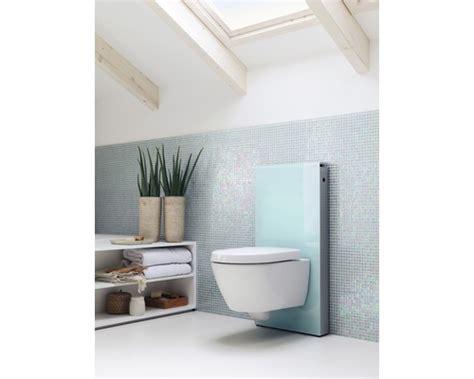 hornbach geberit toilet sanit 228 rmodul geberit monolith mint f 252 r wand wc kaufen bei