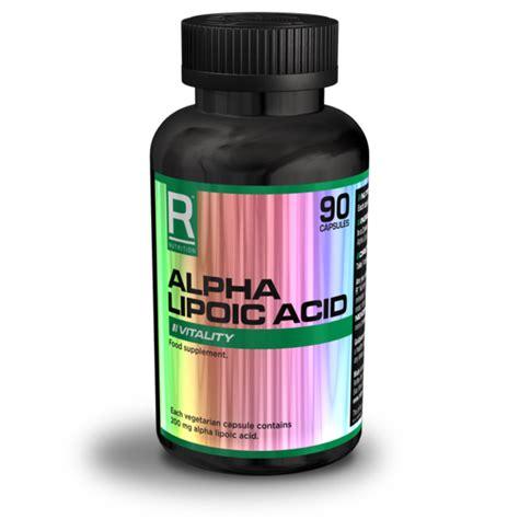 r lipoic acid creatine alpha lipoic acid 90 capsules shop4supplements