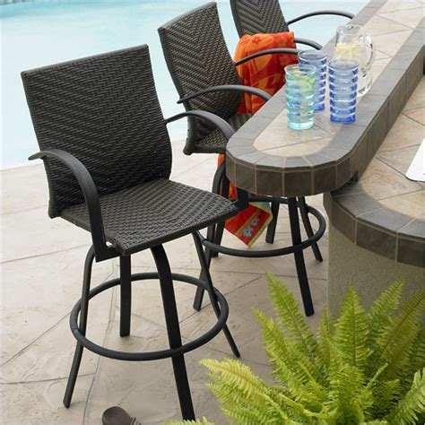 Desig For Black Wicker Patio Furniture Ideas Design Ideas For Black Wicker Outdoor Furnitur 20689