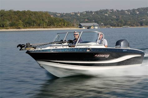 stratos boats gear stratos 386 xf boating world