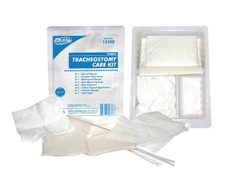 tracheostomy care kit colonialmedical