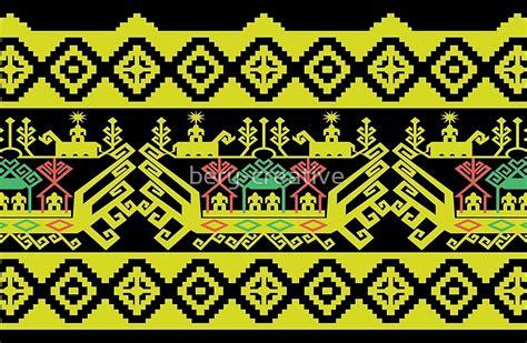 Tapis Motif Perahu quot batik tapis perahu lung quot laptop skins by bery creative