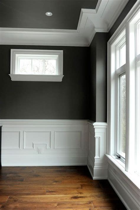 Wainscoting Around Windows 817 Best Images About Trim Millwork Moulding